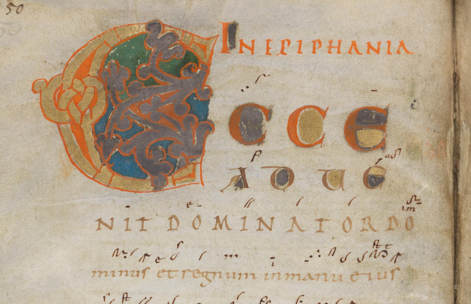Accademia Corale AERCO Schola Gregoriana Ecce
